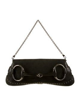 6bb48273684 Gucci Black Black Clutch. Get the trendiest Clutch of the season! The Gucci  Black Black Clutch is a top 10 member favorite on Tradesy.