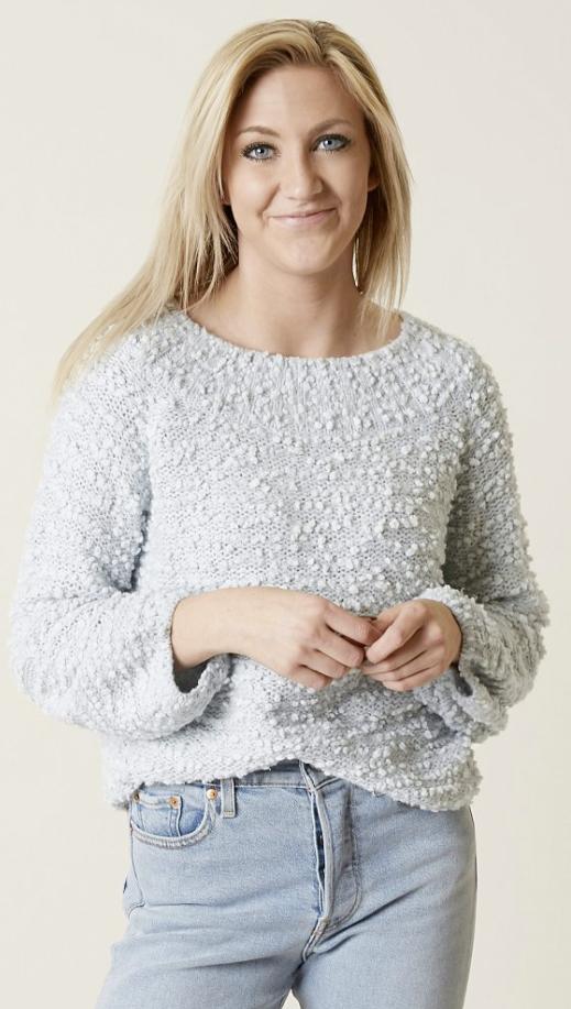 Lightweight Sweaters for Fall : Billabong Furget Me Not Sweater ...