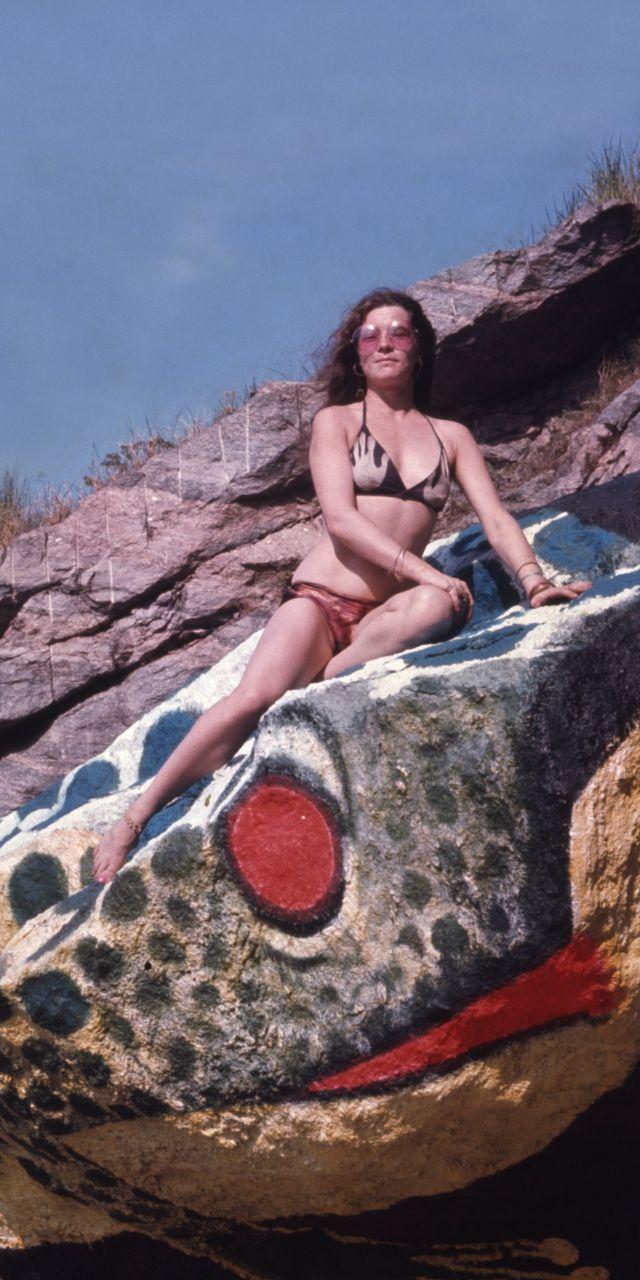 The Lost Janis Joplin Topless Photos In Copacabana, Rio De -8222
