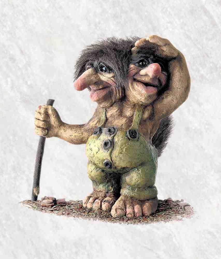 Pin On Scandinavian Trolls