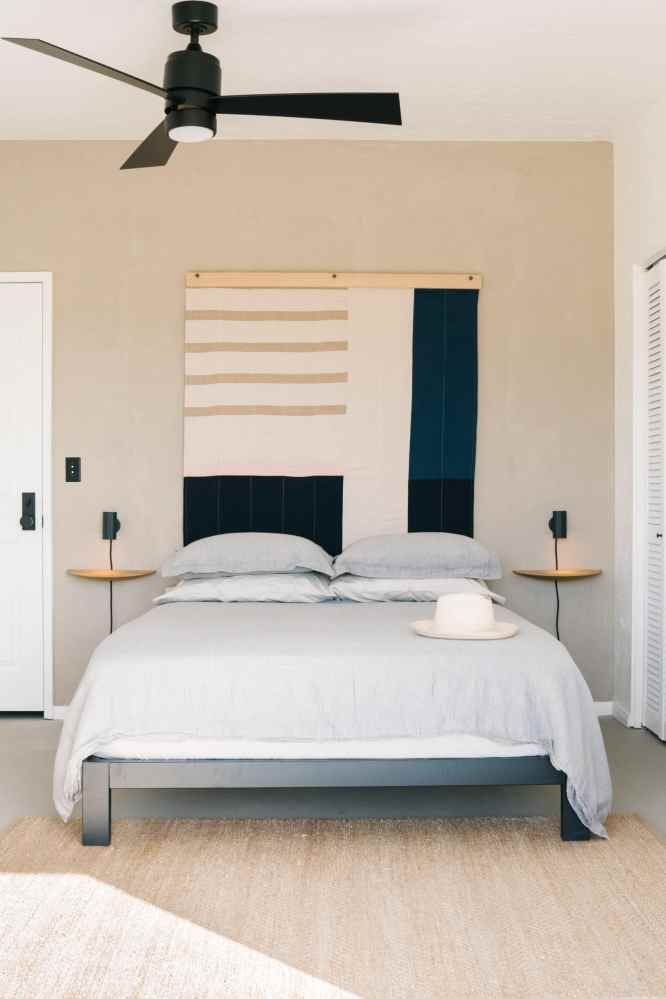 Cette maison au design minimaliste dans le désert californien est à vendre - PLANETE DECO a homes world