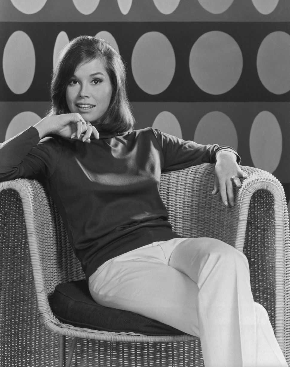 How Mary Tyler Moore Turned The World On With Her Style
