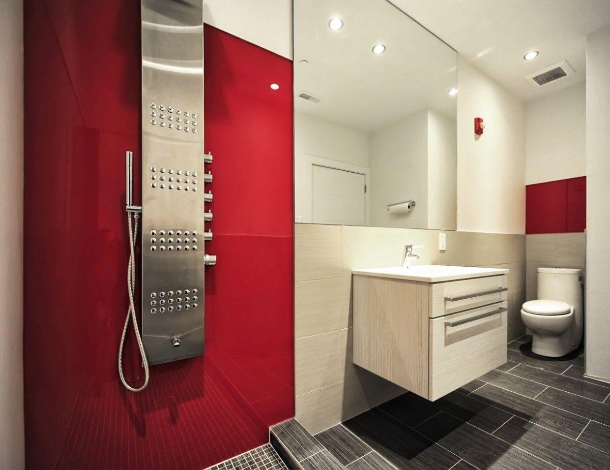 Acrylic Bathroom Wall Panels Di 2020 Dengan Gambar