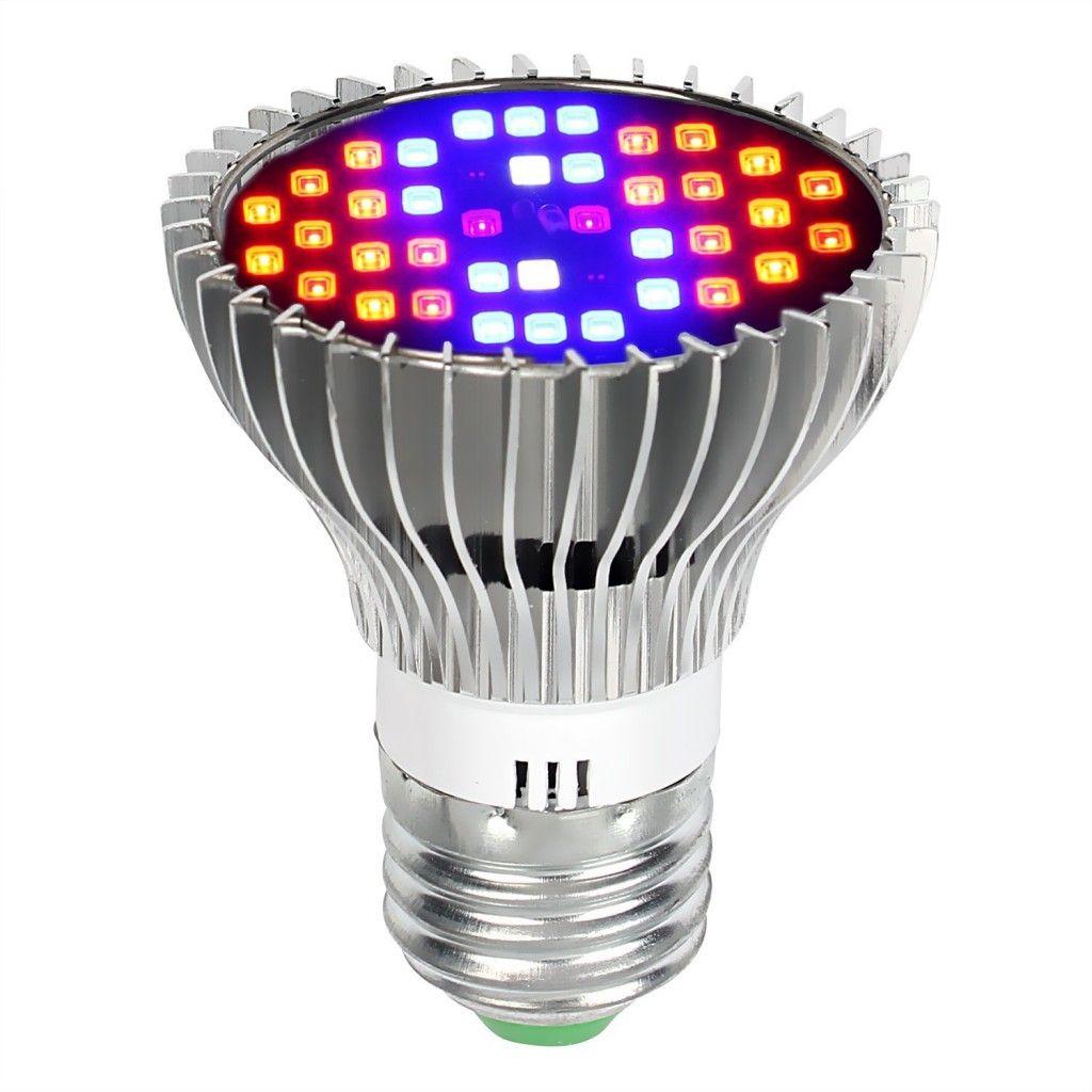 Indoor Grow Lamps Light Bulb Plant Led Grow Light Bulbs 400 x 300