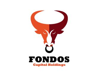 Fondos Bull Head Logo Design This Logo Is Ideal For A Business