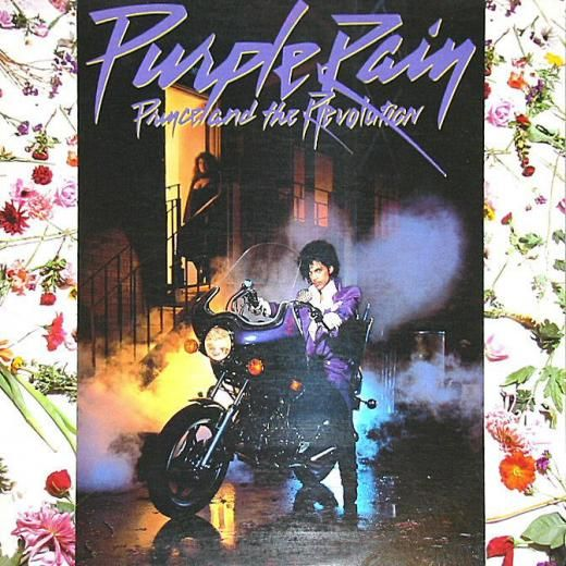 Prince Album Covers Through The Years With Images Purple Rain
