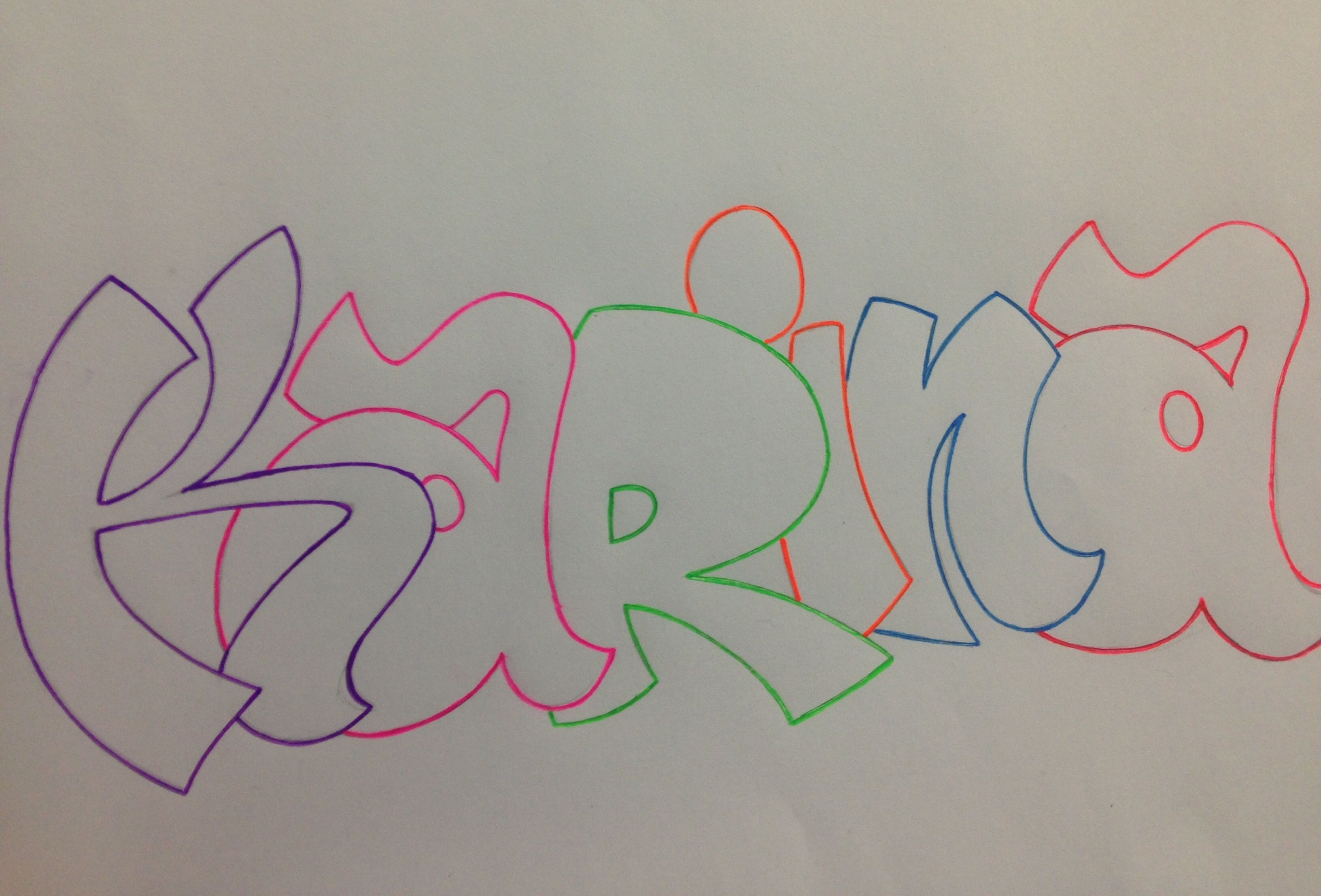 Karina #Graffiti #Art | My Personal Graffiti | Pinterest | Graffiti ...