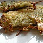 Tarte aux pommes de terre & cancoillotte