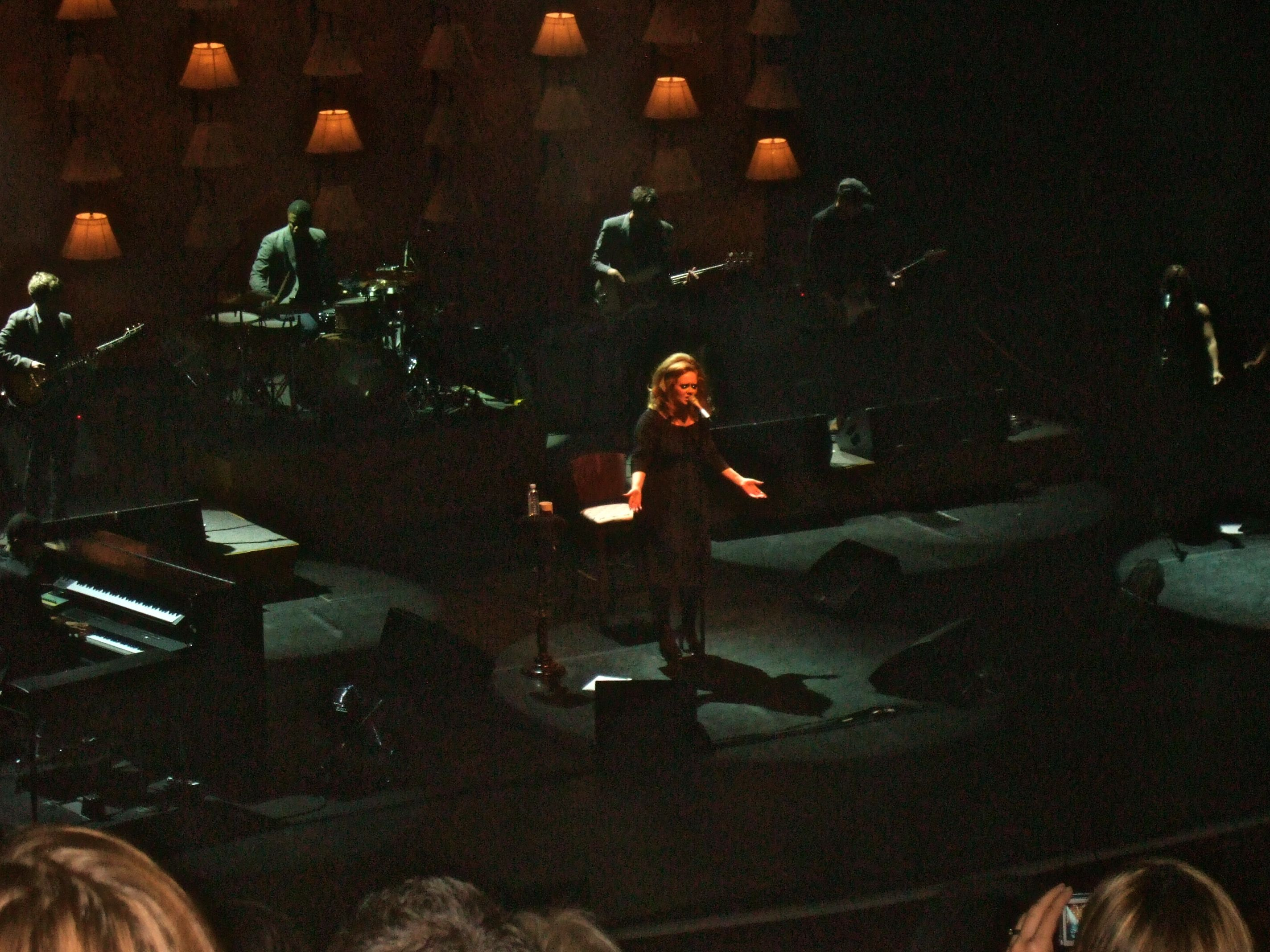 Adele Live Concert Tour #Adele Manchester, 2011 #music