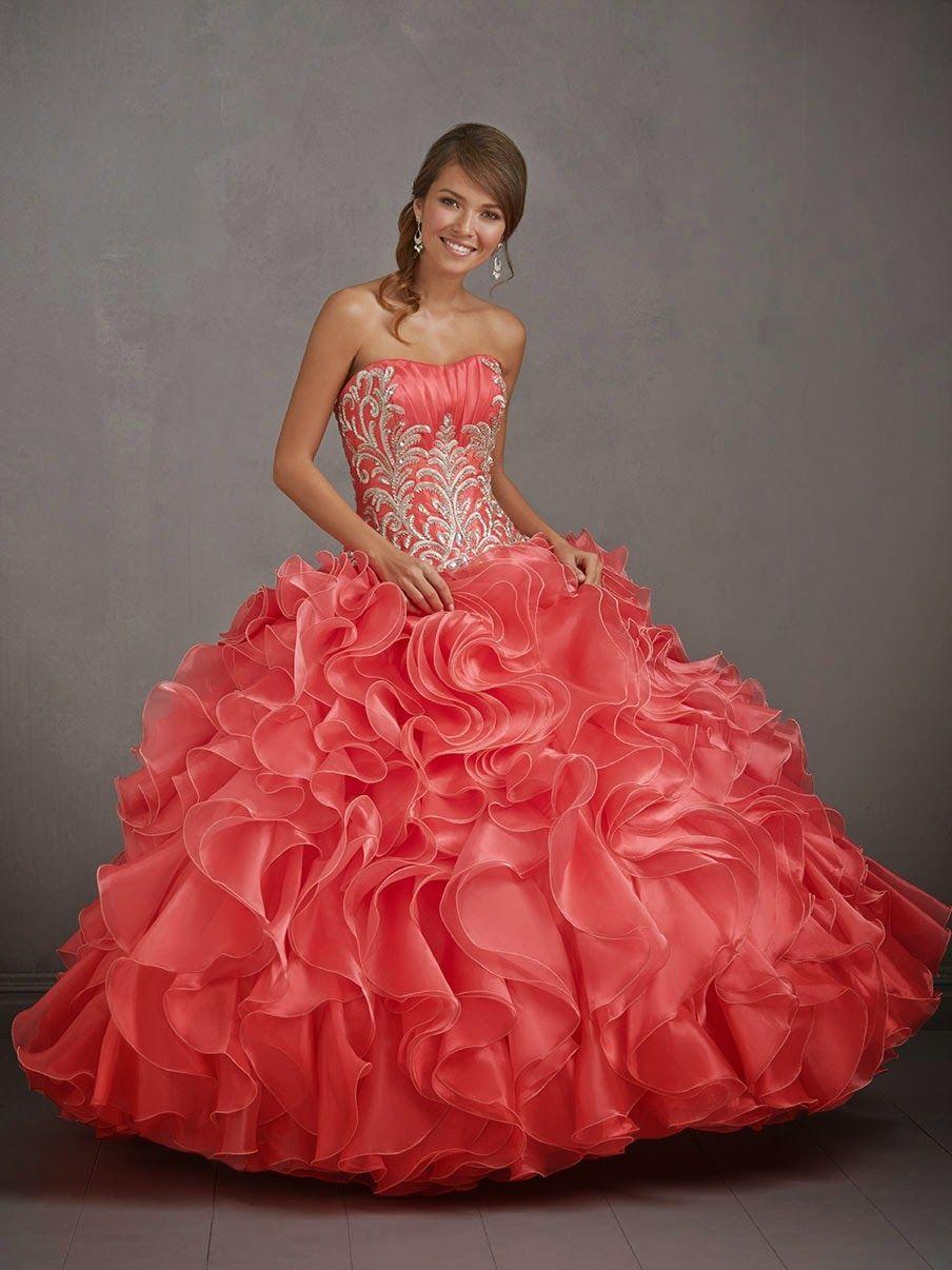 17a83d0c0d Vestidos para Quinceañeras   Exclusivos vestidos de fiesta para 15 años  economicos