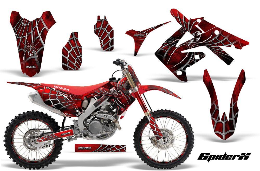 2004 2005 KXF 250 GRAPHICS KAWASAKI KX250F KX250F DECO MOTOCROSS MX DECALS