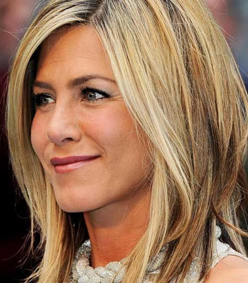 how to style hair like aniston aniston new bob haircuts hair amp makeup 2297