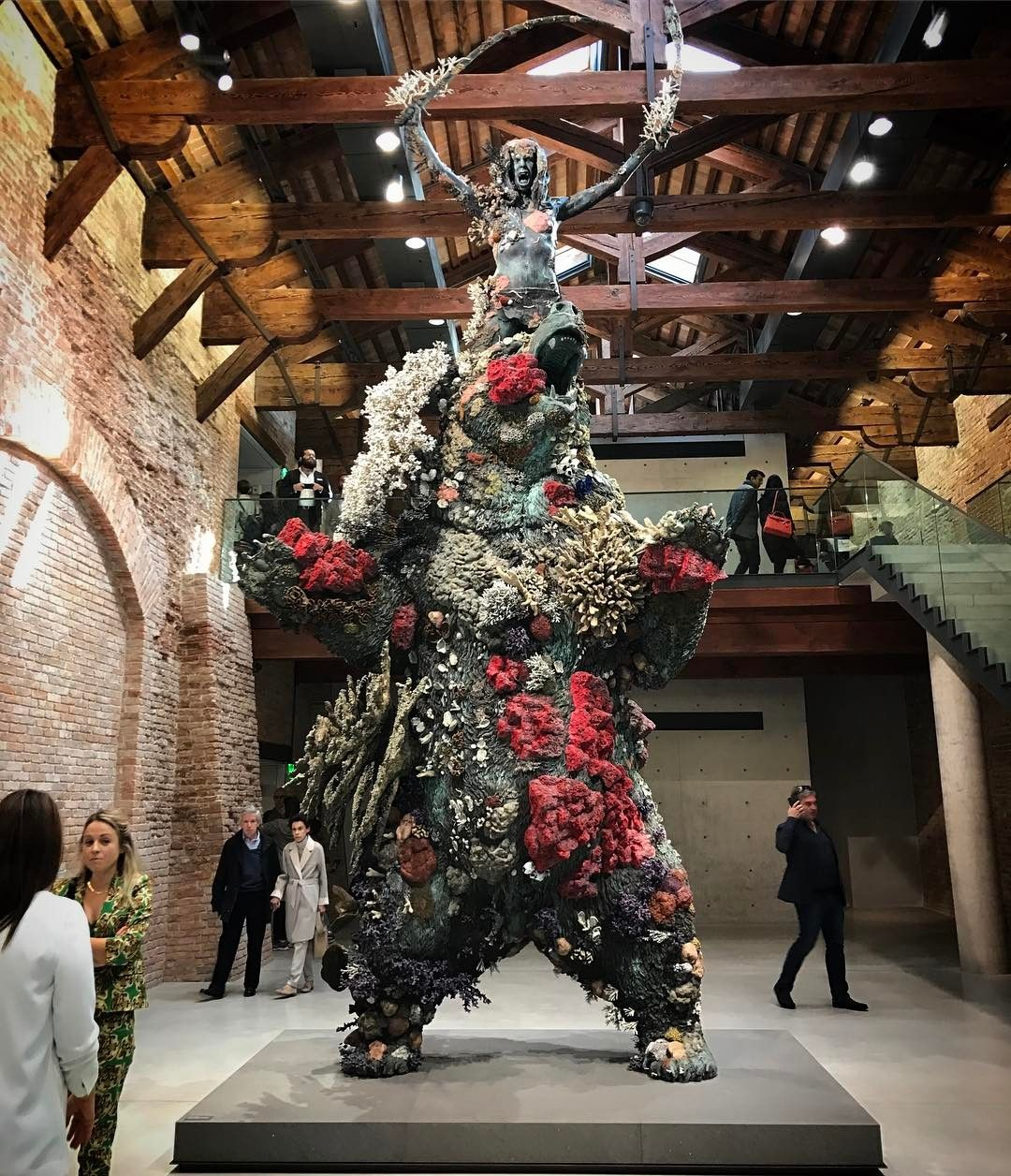 Damien Hirst Treasures From The Wreck Of The Unbelievable Punta