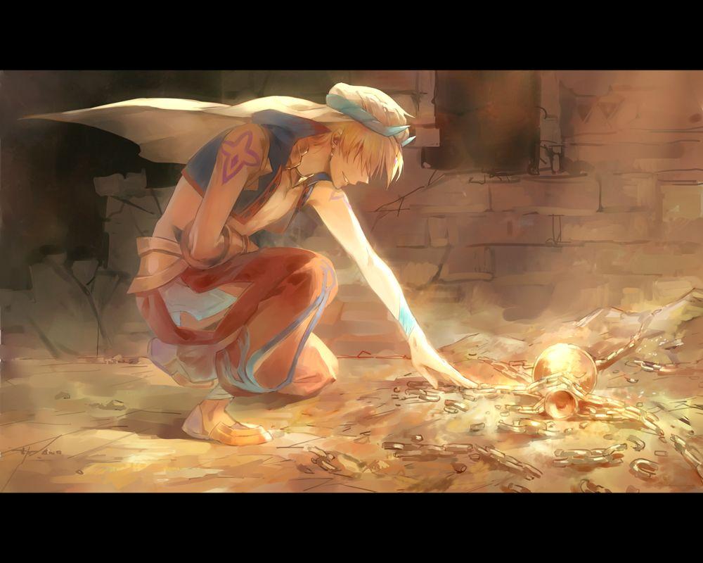 Fate/Grand Order, Gilgamesh, Caster (Gilgamesh) | Fate