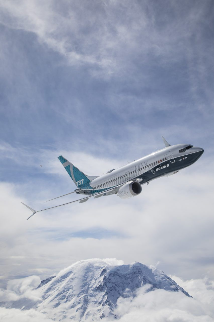 boeing 737 max 7 successfully completes first flight #wysluxury