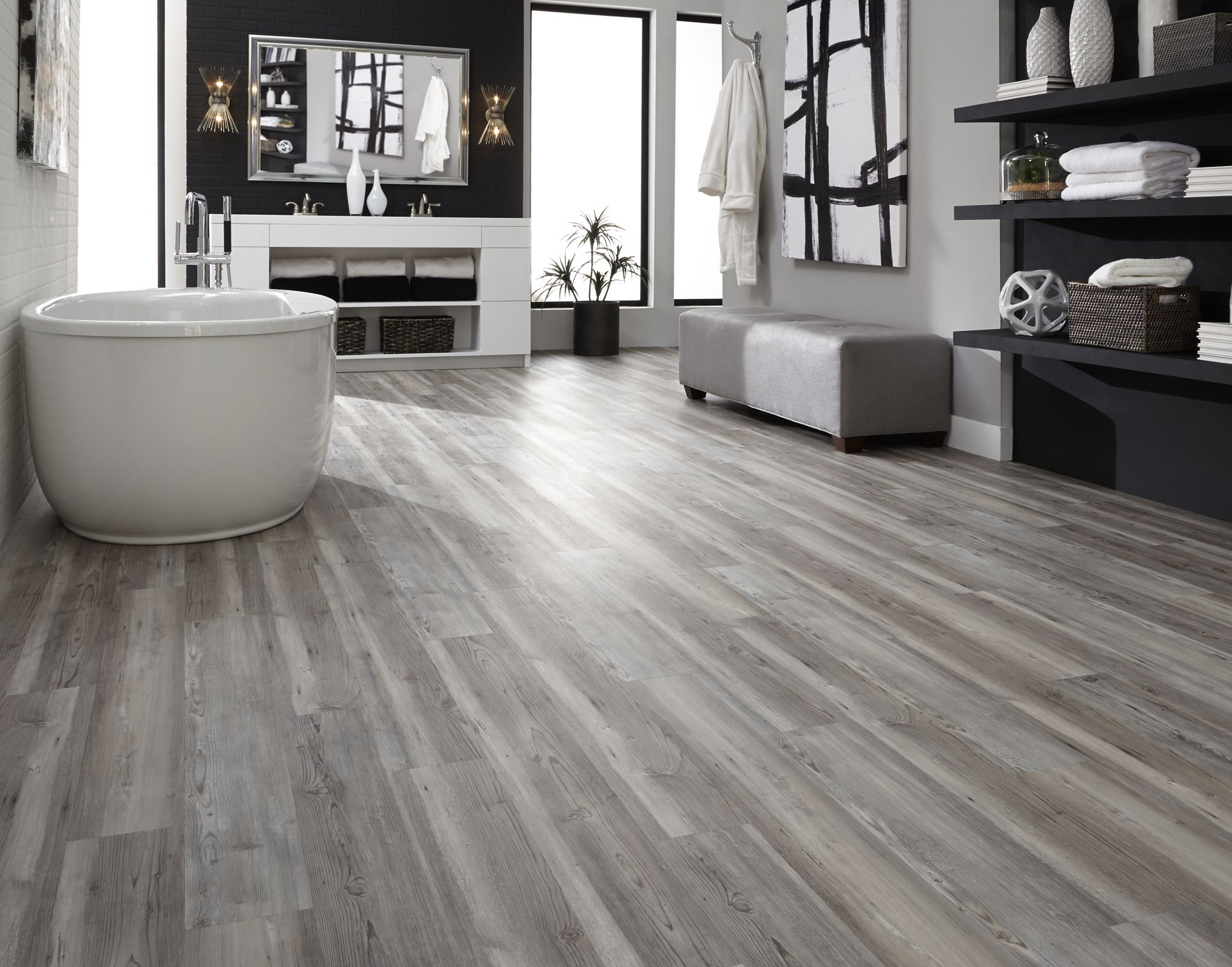 Terrific Find And Save Ideas About Waterproof Laminate Flooring On Home Interior And Landscaping Eliaenasavecom