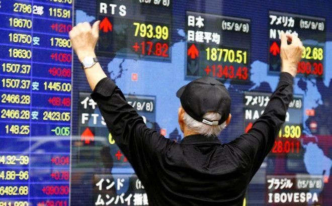 مؤشر نيكي الياباني يسجل قفزة كبيرة بنحو 20 خلال العام 2017