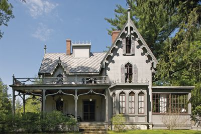 A Gothic Revival Gothic House Gothic Revival Architecture Architecture