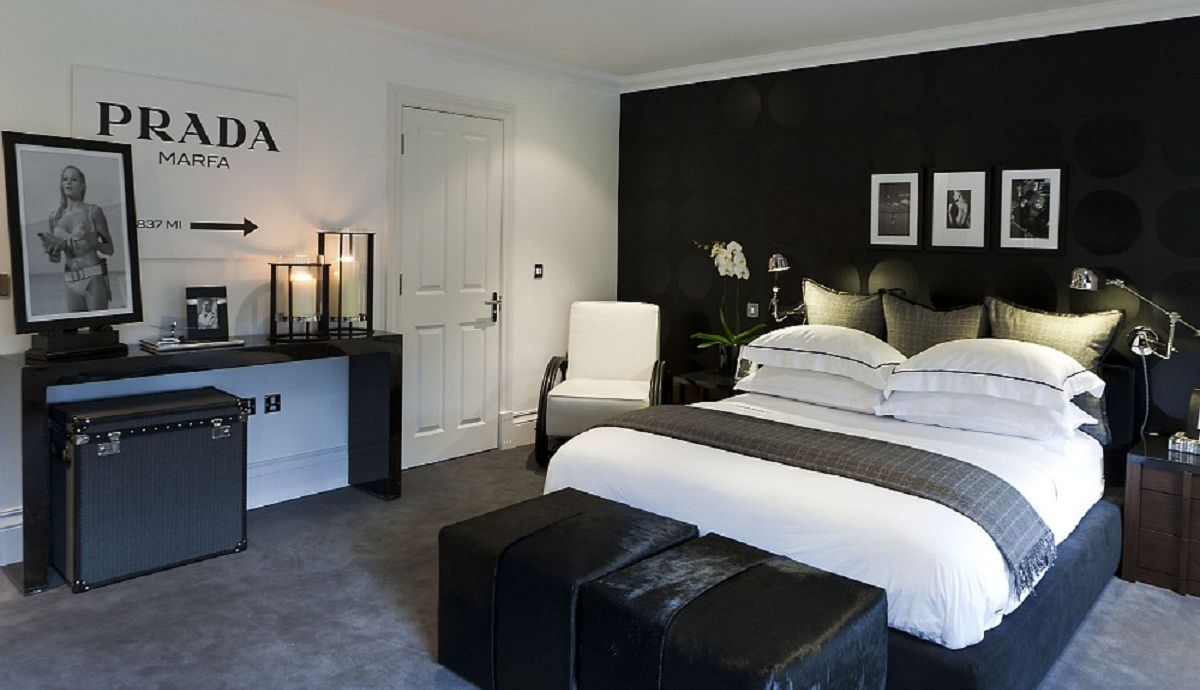 mens-bedroom-ideas   Man Caves   Bedroom decor, Budget ...