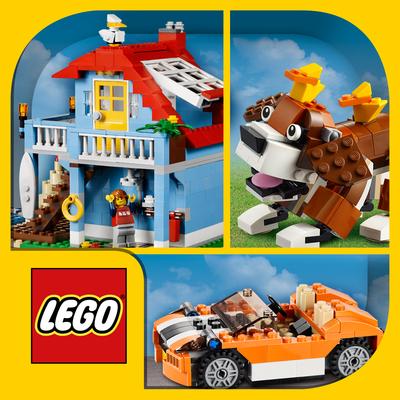 LEGO Creator Susan Spekschoor Apps, Lego, Voor kinderen