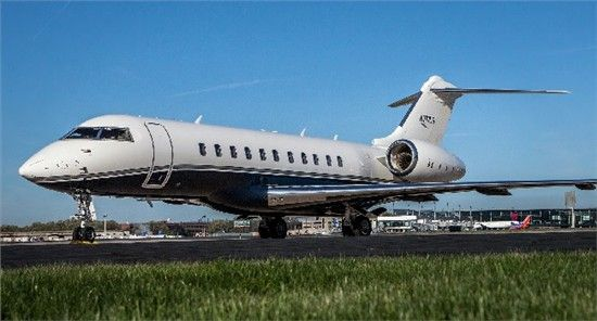 New to Market - Global 5000, Engines on Corp Care, New Paint in April #bizav #new2market