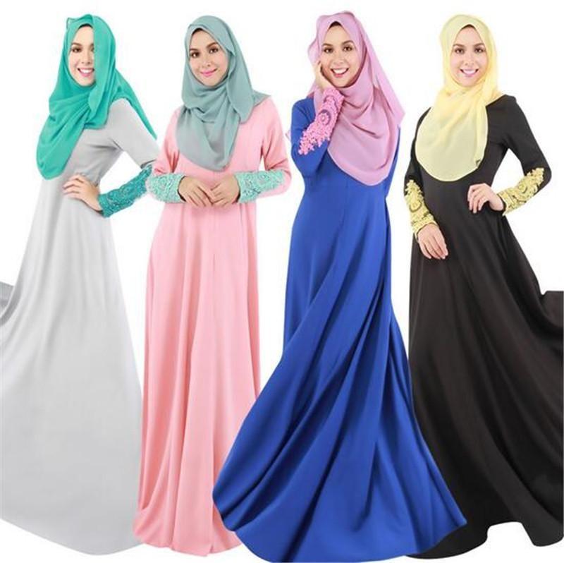 Maxi dress plus size malaysia clothing