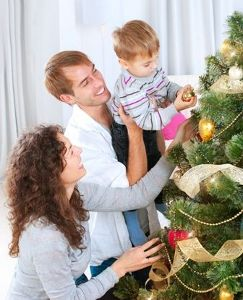home safety- Celebrate the holidays safely, 7 tips for your family.