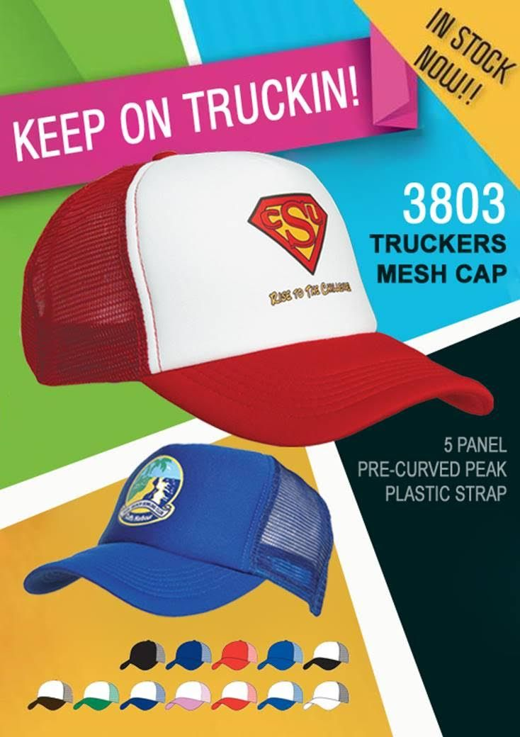 e727b3b3 Vivid Promotions Australia have every type of promotional trucker caps and  they can all be personalised