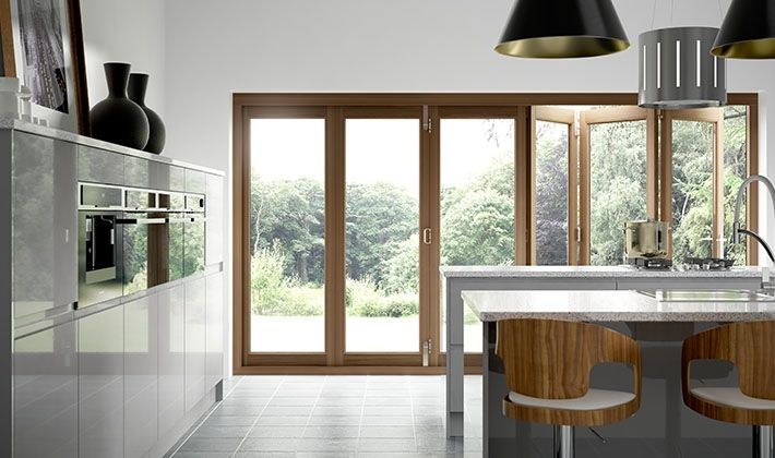 An iconic contemporary design with traditional or curved for Wickes kitchen designs