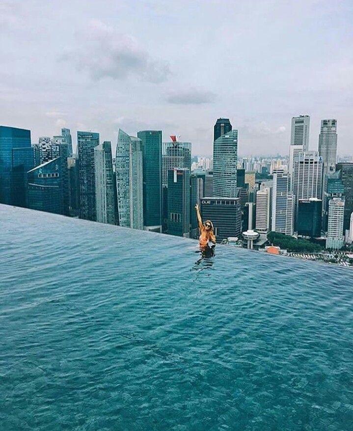 марина бей сингапур бассейн на крыше фото данным понятием подразумевают