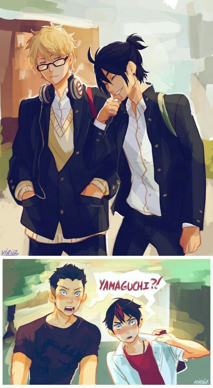 Photo of TSUKISHIMA'S BANGS GOT LONGER!! THE ANIME GODS HAVE BLESSED US WITH THIS AMAZING…