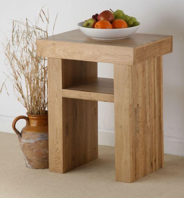 White oak cool furniture wood furniture home decor - Unfinished solid wood bedroom furniture ...