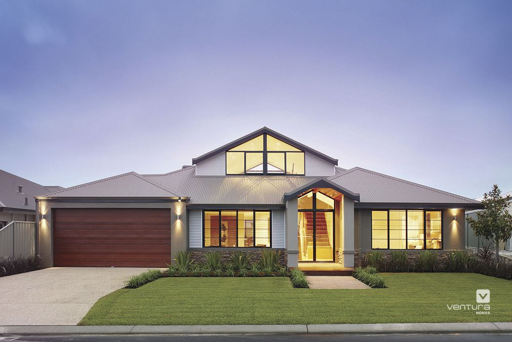 The Connoisseur Display Home Elevation Facade House