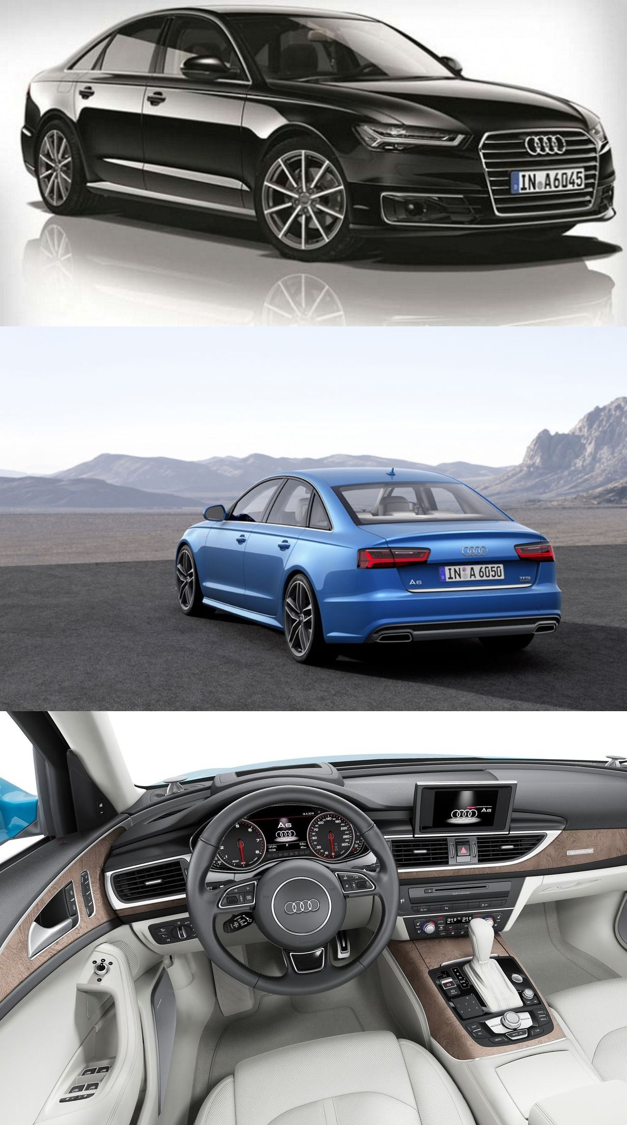Audi India Brings in A6 35 TFSI with Style and Efficiency