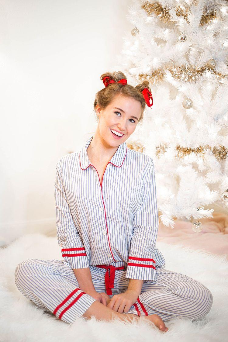 christmas pajamas   Christmas pajama ideas   Christmas jammies ...