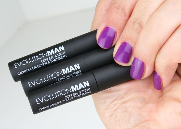 Found An Equal Opportunity Concealer Evolutionman Conceal And Treat