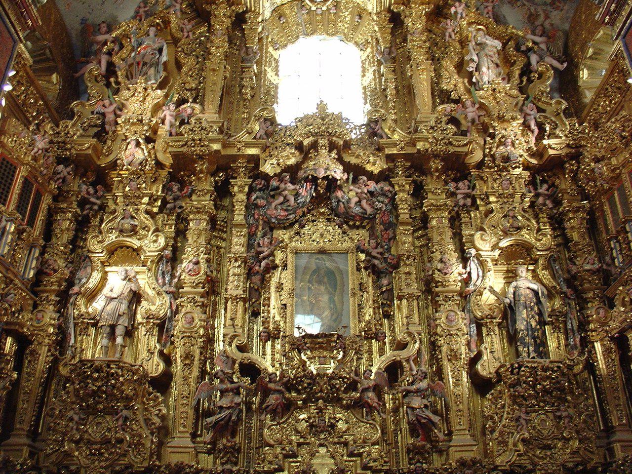Resultado de imagem para arquitetura barroca Guanajuato