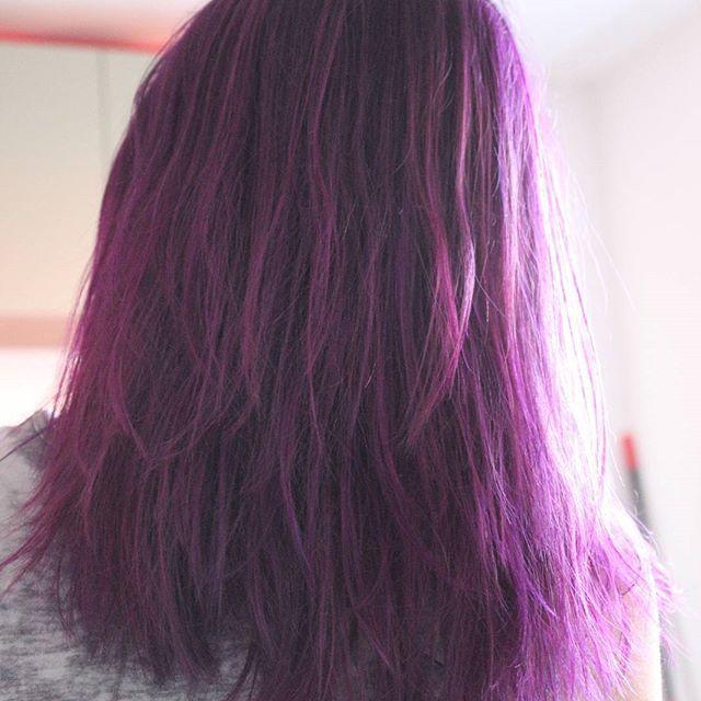 Pin By Ali 3 On Haarfarben Und Frisuren Directions Hair Dye Plum Hair Hair Color