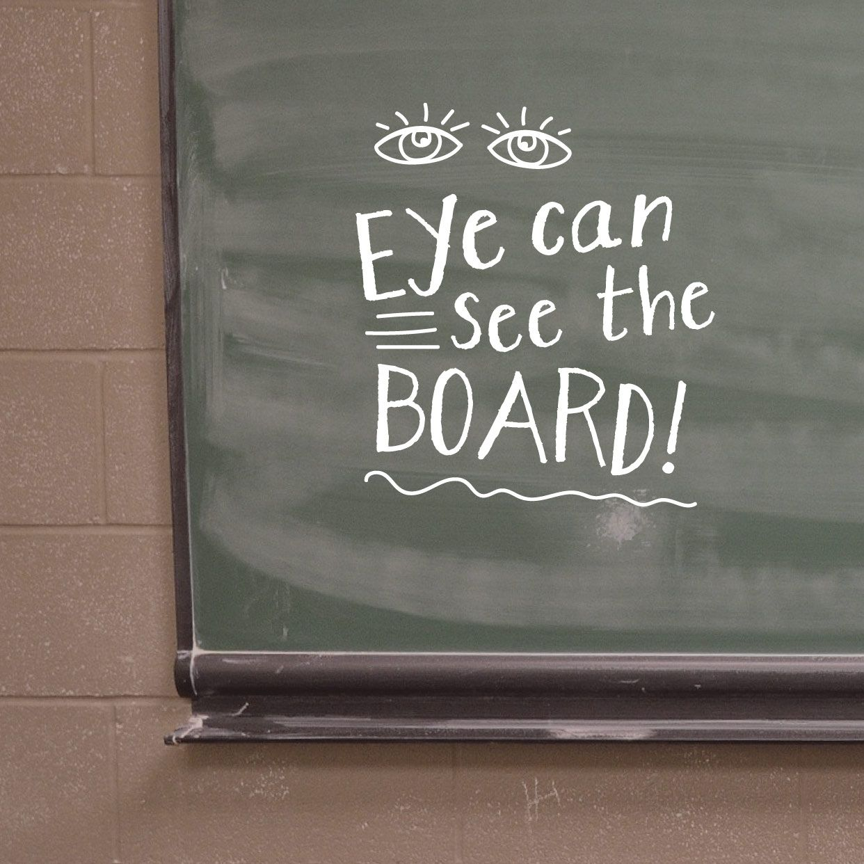 b64b382117c SCHEDULE AN EYE EXAM for the school year and ensure that your kids  vision  is classroom-ready!