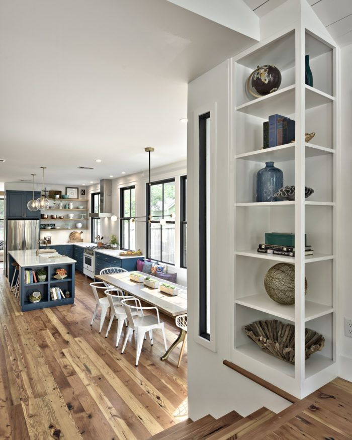 Turning A Tiny Cottage Into A Two-Story Modern Farmhouse