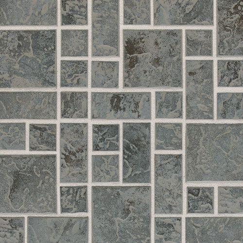 Ceramic floor tile that looks like slate - including small random ...