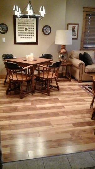 Pergo American Handscraped Oak Easy Home Decorating Ideas