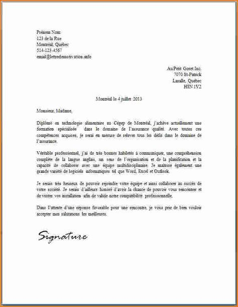 lettre de motivation candidature spontan u00e9e agent de nettoyage