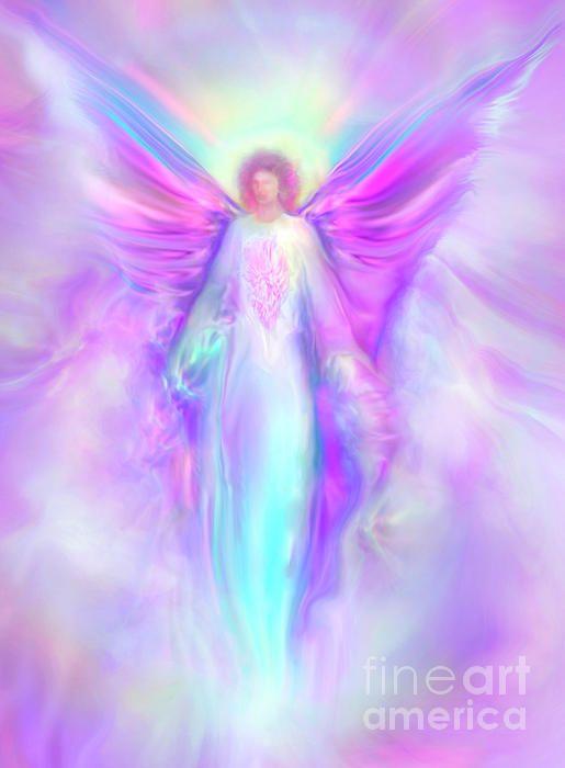Archangel Raphael ~ Glynyss Bourne....