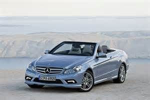2010 Mercedes-Benz E-Class Convertible Officially Revealed ...