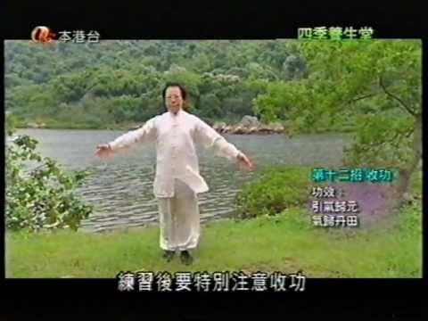Taiiji Relaxing Exercises 太極鬆身功