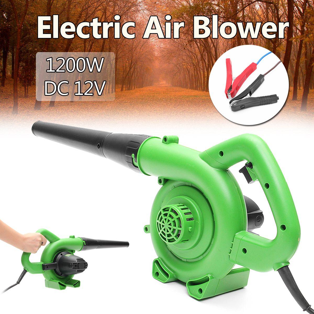 Electric Powered HandHeld Power Leaf Dust