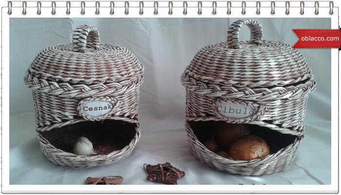 Домик для лука плетеный | Плетение, Кухонная утварь, Лук
