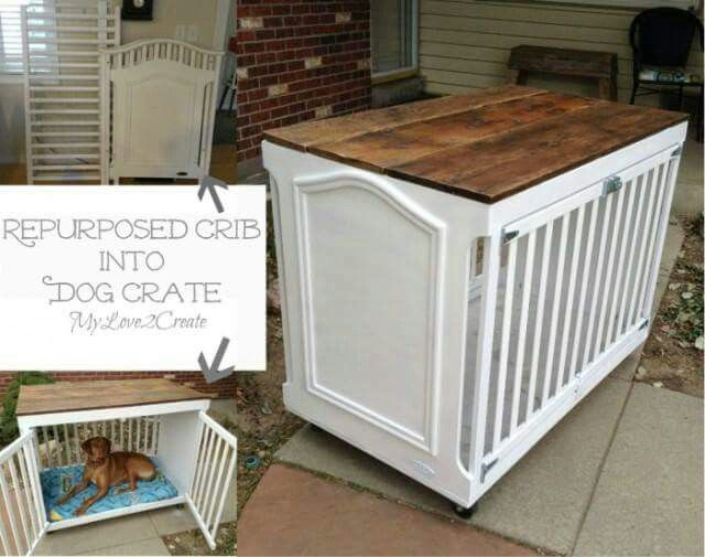 Crib to crate