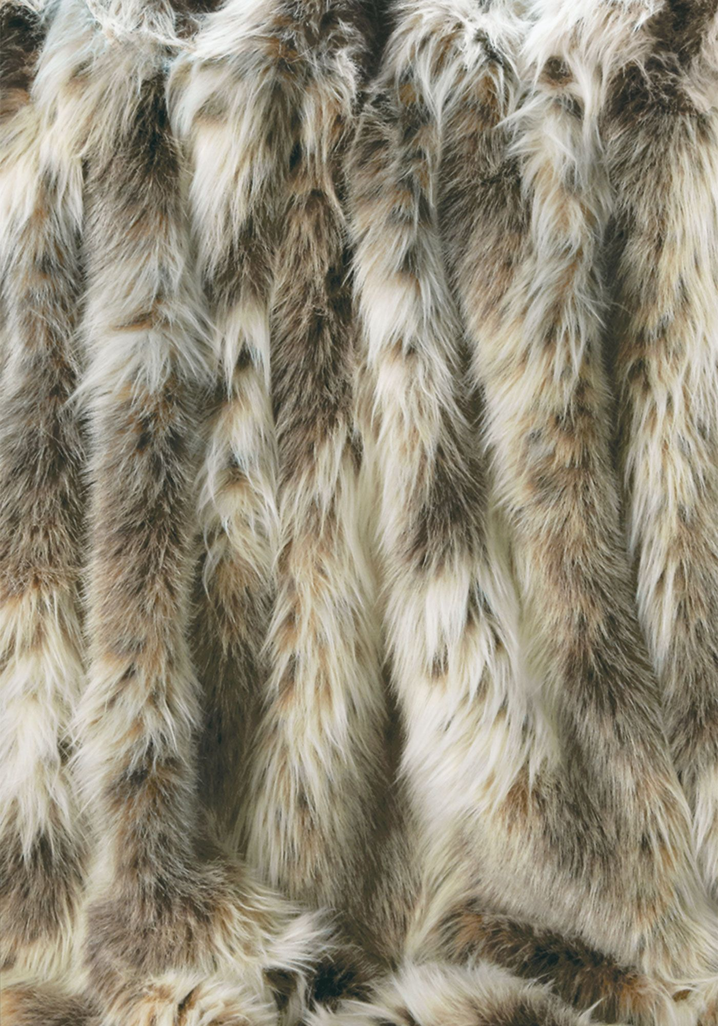 russian lynx faux fur fabric yardage. Black Bedroom Furniture Sets. Home Design Ideas